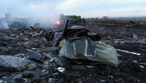 মালয়শিয়ার MH17 বিমানে ছিলেন ভারতীয় স্টুয়ার্ট সঞ্জিত