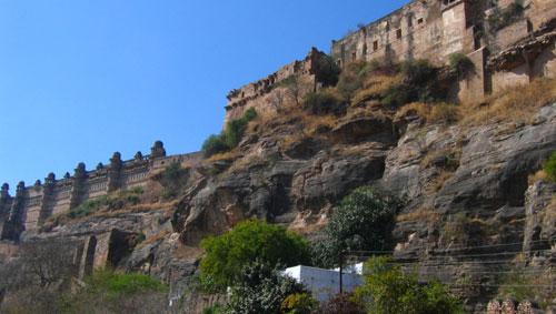 পরিবেশ বাঁচানোর সঙ্কল্প, গাছে গাছে নিষ্ফলা মানমন্দির পাহাড়কে ভরিয়ে দিলেন বনকর্মী প্রমোদ