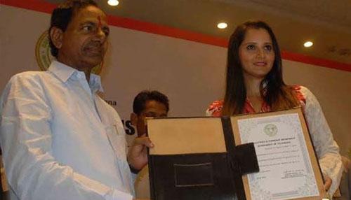 পাকিস্তানের 'পুত্রবধূ' সানিয়া মির্জাকে তেলেঙ্গানার ব্র্যান্ড অ্যাম্বাসাডার করার বিরোধিতায় বিজেপি নেতা