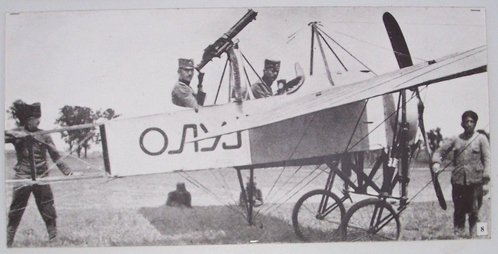 First Serbian Armed Plane 1915 (Wiki)