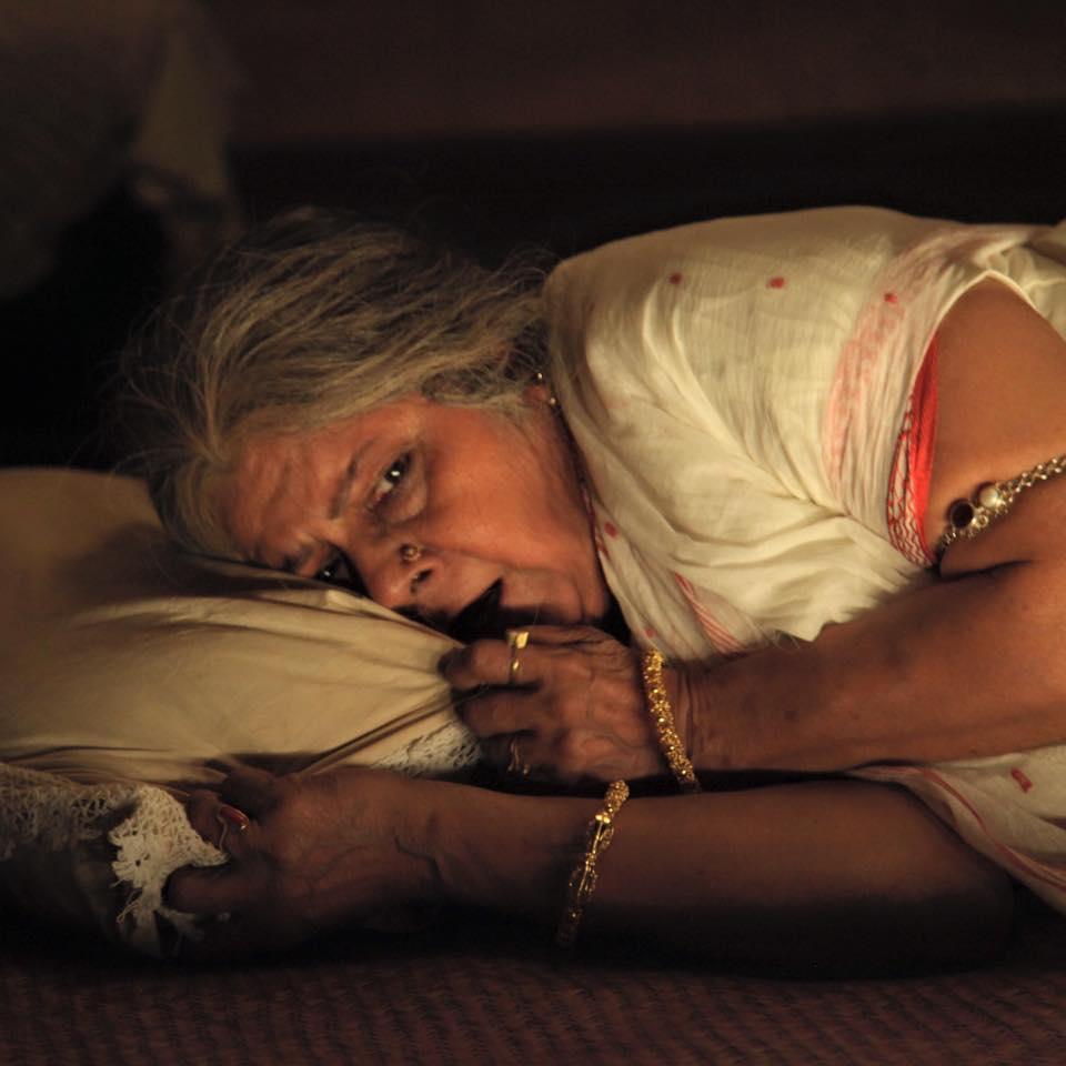 কমলা চরিত্রে লিলি চক্রবর্তী/facebook