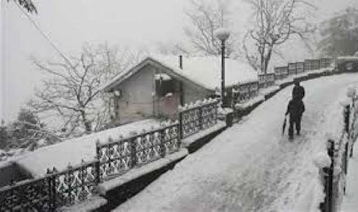 ৬ বছরের মধ্যে শীতলতম দিন, - ৩.২ ডিগ্রিতে কাঁপছে সিমলা