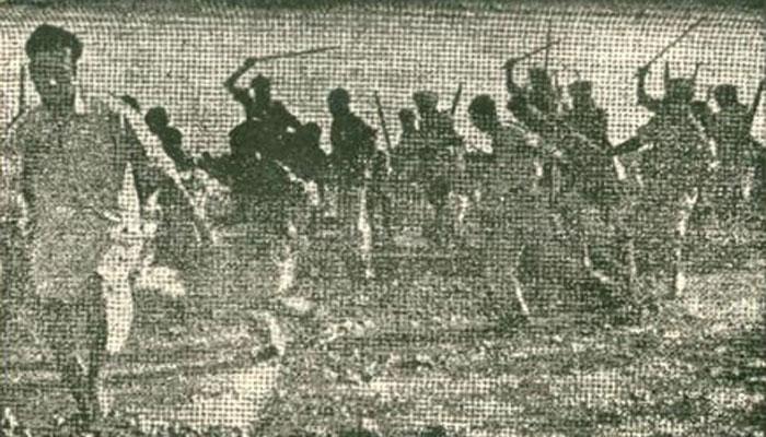 স্মরণে বরাকের ভাষা শহিদ দিবস