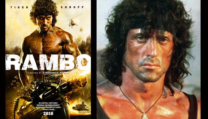 টাইগার শ্রফের দেশি Rambo-তে কি অভিনয় করতে দেখা যাবে স্ট্যালোনকে?
