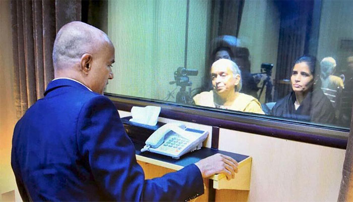 কুলভূষণ মামলায় আন্তর্জাতিক আদালতে দ্বিতীয় হলফনামা পেশ করছে পাকিস্তান