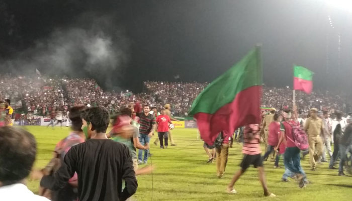 Mohunbagan wins calcutta football league 6