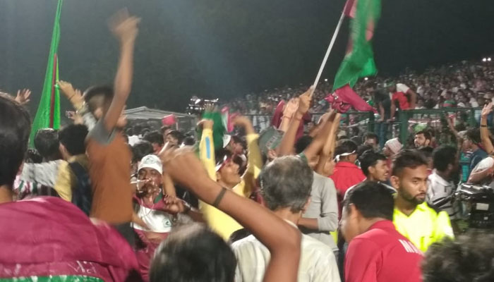 Mohunbagan wins calcutta football league 4