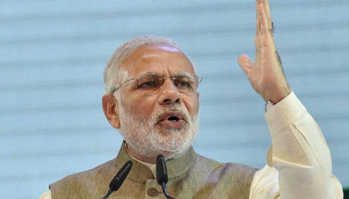 মহাত্মাকে শ্রদ্ধাঞ্জলি দিতে 'স্বচ্ছতা হি সেবা' অভিযানের ঘোষণা নরেন্দ্র মোদীর