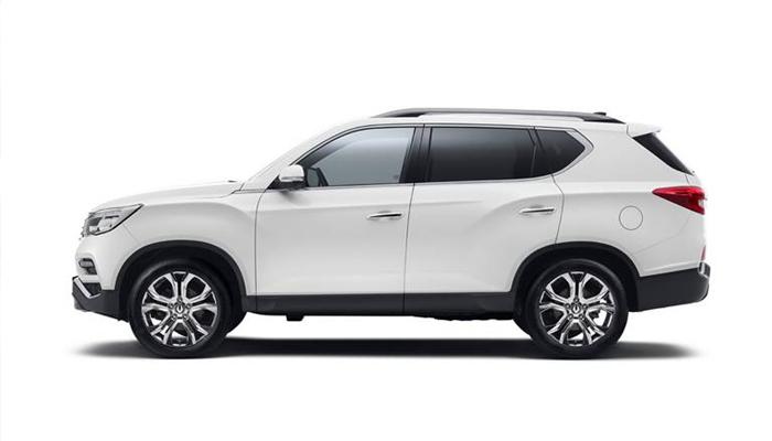 XUV 500-এর বাপ, বুকিং শুরু হল মহিন্দ্রার নতুন SUV Alturas G4-এর