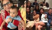 সলমনের মায়ের জন্মদিন পার্টিতে হাজির সেলেবরা
