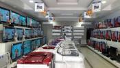 টিভি, মোবাইল সহ একাধিক বৈদ্যুতিন সরঞ্জামের ওপর চাপল আমদানি শুল্ক