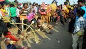 সারা দেশে ধুমধাম করে মকর সংক্রান্তি উদযাপন