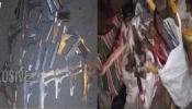 হাওড়ার ডোমজুড়ে গোপন অস্ত্র কারখানা, উদ্ধার প্রচুর অস্ত্র ও অস্ত্র তৈরির সরঞ্জাম
