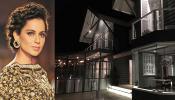 বলিউড 'কুইন' কঙ্গনা রানাওয়াতের মানালির নতুন বিলাসবহুল বাড়ির অন্দরমহল, দেখে নিন
