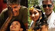 ২৫ বছরের ছোট অঙ্কিতার সঙ্গে বিয়ের পিঁড়িতে মিলিন্দ সুমন