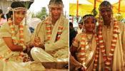 ২৭ বছরের অঙ্কিতা ও ৫২র মিলিন্দ 'জাস্ট ম্যারেড'