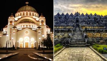 বিশ্বের সবথেকে বড় ১০ মন্দির