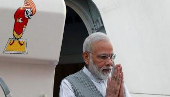ভারতীয় প্রধানমন্ত্রী হিসেবে প্রথম ইজরায়েল সফরে যাচ্ছেন নরেন্দ্র মোদী