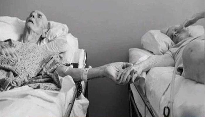 ৬৩ বছর একসঙ্গে কাটানোর পর একসঙ্গেই মারা গেলেন দম্পতি