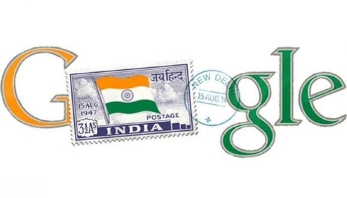 গুগল ডুডলে আজ স্বাধীন ভারতের প্রথম স্ট্যম্প