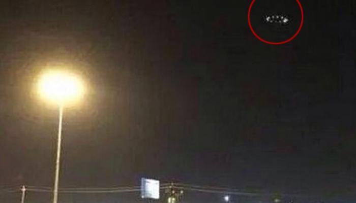 UFO-র গল্প হলেও সত্যি! টেক্সাসের আকাশে অদ্ভুত আলোকযানের হদিশ