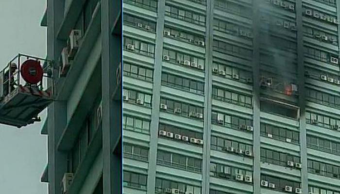 ফরেন্সিক টিম সবুজ সংকেত না দেওয়া পর্যন্ত বন্ধ থাকবে চ্যাটার্জি ইন্টারন্যাশনাল বিল্ডিং