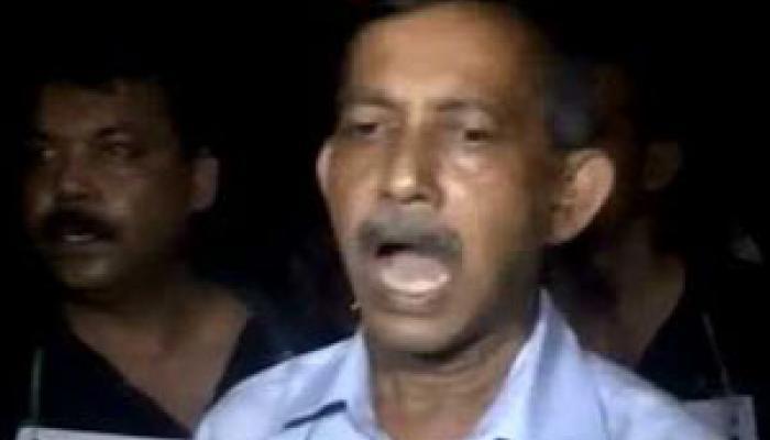 """মন্ত্রীর """"চড়' কাণ্ডে আজও উত্তাল শিলিগুড়ি"""