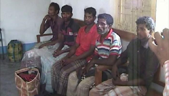 সুন্দরবনের জঙ্গল থেকে পাঁচজন বাংলাদেশি গ্রেফতার