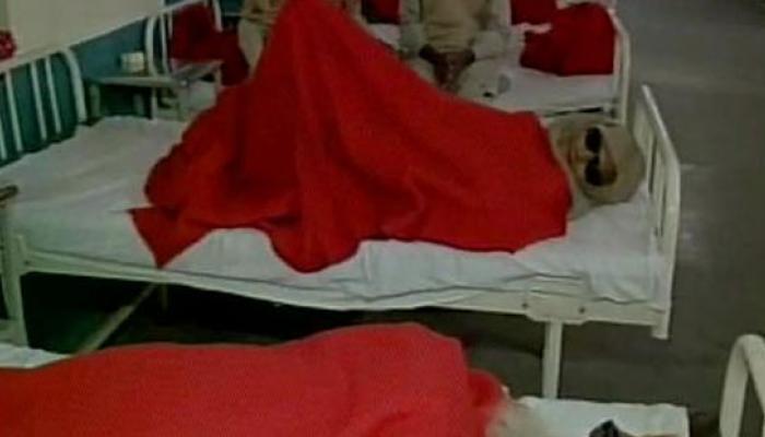 ছানি অপারেশন করাতে গিয়ে দৃষ্টিশক্তি হারালেন ৬০ রোগী