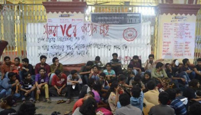 যাদবপুর বিশ্ববিদ্যালয়ের সহ উপাচার্য হচ্ছেন আশিস ভার্মা, তবে উঠছে প্রশ্ন