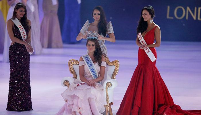 মিস ওয়ার্ল্ড ২০১৪ খেতাব দক্ষিণ আফ্রিকার, এশিয়া সেরা ভারতের কোয়েল রানা