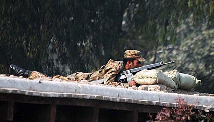 আফগান সীমান্তে পাক সেনার আক্রমণে মৃত অন্তত ৫৫ জঙ্গি
