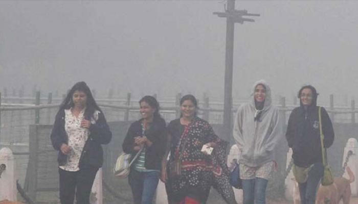 পশ্চিমীঝঞ্ঝার পরোক্ষে প্রভাবে শহরেও ব্যাকফুটে শীত