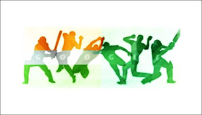 মাঠে ভারত-পাক, বিশ্বকাপ জ্বরে আক্রান্ত গুগলও