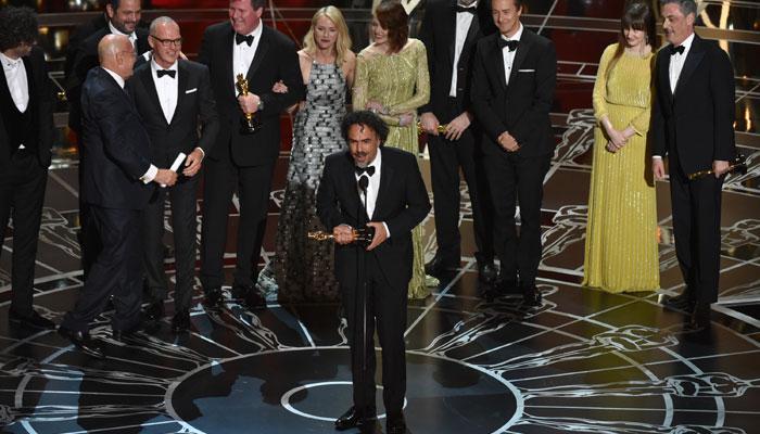 87th OSCAR-  সেরা সিনেমা 'বার্ডম্যান', সেরা অভিনেতা  এডি রেডমেইন, সেরা অভিনেত্রী জুলিয়েন মুর