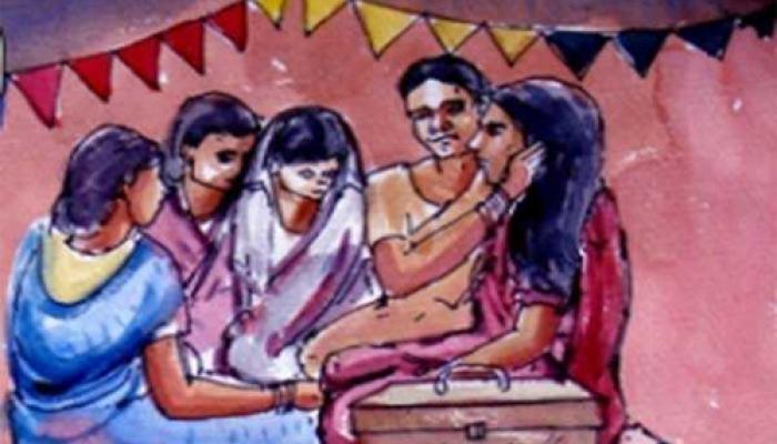 নাবালিকা পাত্রীর বিয়েতে 'অদ্ভুত শর্ত' রাখল বরপক্ষ