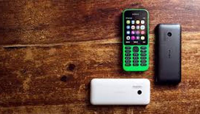 ইন্টারনেট সহ Nokia 215 ডুয়াল সিম ফোন নিয়ে এল মাইক্রোসফট