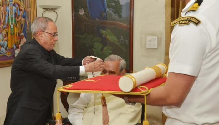 ভারতরত্ন পেলেন অটল বিহারী বাজপেয়ী