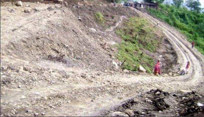 নাগাল্যান্ডের ৪ জেলায় রাস্তা তৈরিতে দুর্নীতি, জি মিডিয়ার বিশেষ প্রতিবেদন