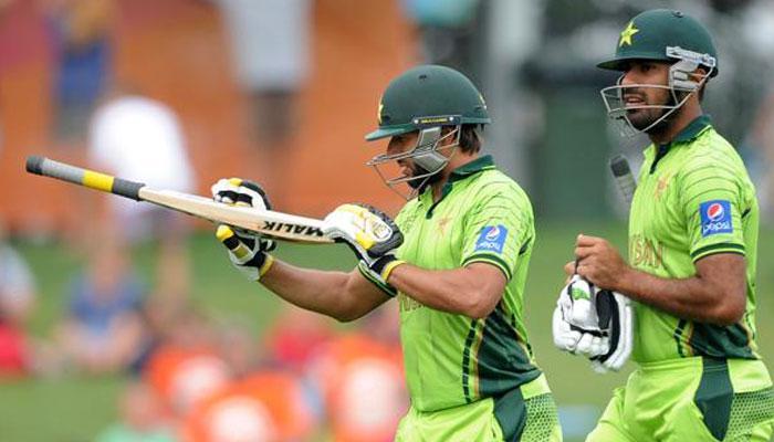 গদ্দাফি স্টেডিয়ামে ৩৭৫ রান করে ভারতের রেকর্ড ভাঙল পাকিস্তান