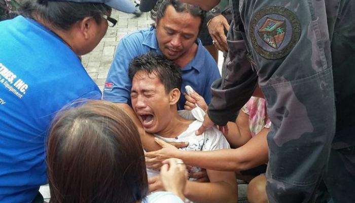ফিলিপাইনসে ফেরি দুর্ঘটনায় মৃত অন্তত ৩৪