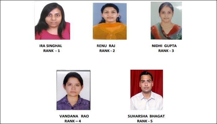 ভারতের সবথেকে 'কঠিনতম' পরীক্ষা UPSC তে শীর্ষে চার কন্যা