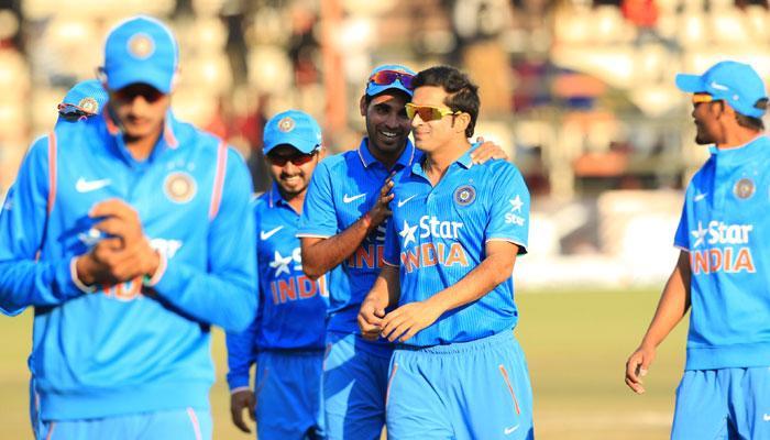 দুর্বল জিম্বাবোয়েকে ৫৪ রানে হারিয়ে টি-২০ সফর শুরু ভারতের