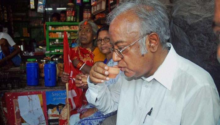 বিধাননগরের মেয়র পদপ্রার্থীর প্রস্তাব ফেরালেন অসীম দাশগুপ্ত
