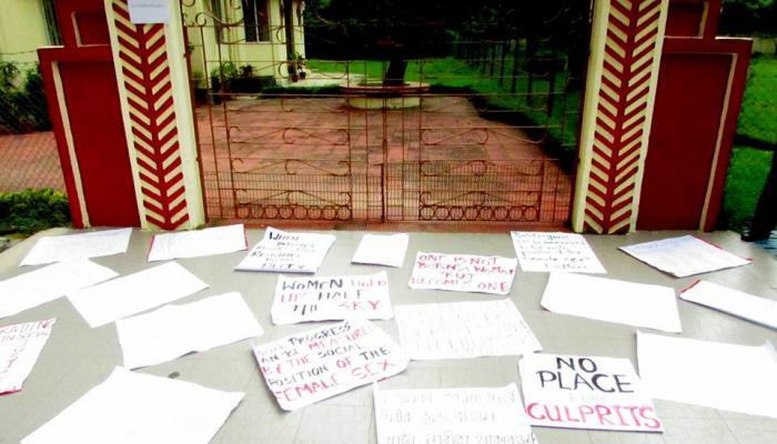 বিশ্বভারতী: নির্যাতিতার বাবার ন'দফা দাবি মানল কর্তৃপক্ষ