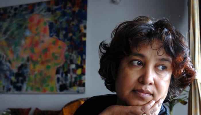 'হিন্দু সৌদি'-তে পরিণত হচ্ছে ভারত: তসলিমা নাসরিন