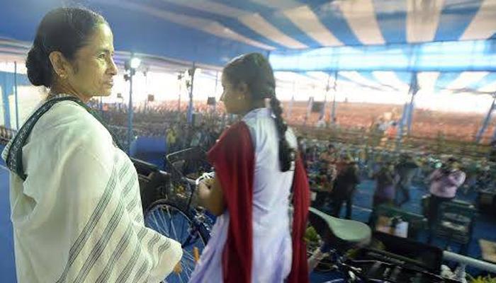 ভোটের আগে জঙ্গলমহলে মুখ্যমন্ত্রীর স্টেজ রিহার্সাল