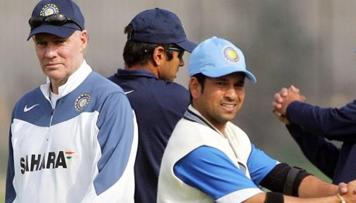 গ্রেগ ভারতীয় ক্রিকেটকে ৫ বছর পিছিয়ে দিয়েছে, ইয়েন চ্যাপেলকে সচিন