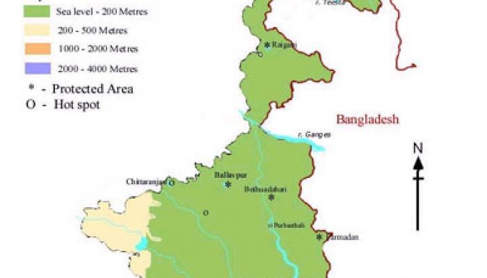 রাজ্যে আরও পাঁচটি নতুন জেলা হচ্ছে