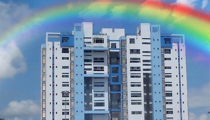 সান্টার কাছে চাওয়া, নবান্নের আকাশে উঠুক লাল-নীল-সাদা রামধনু